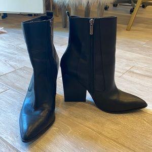 Bleecker and Bond heeled boots